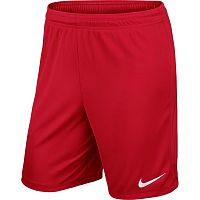 Шорты футбольные Nike Park II Knit Boys Short WB JR