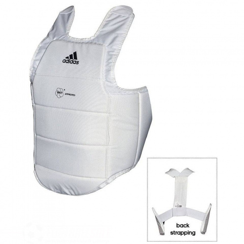 Защита Корпуса Adidas Chest Guard Wkf adiP03 фото 3