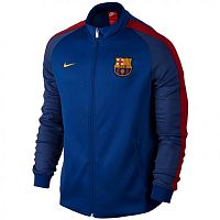 Куртка Nike FC Barcelona Authentic N98 Track Jacket SR 777269-421