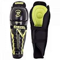 Щитки Хоккейные Warrior Alpha Dx5 Shin Guards DX5SGSR9